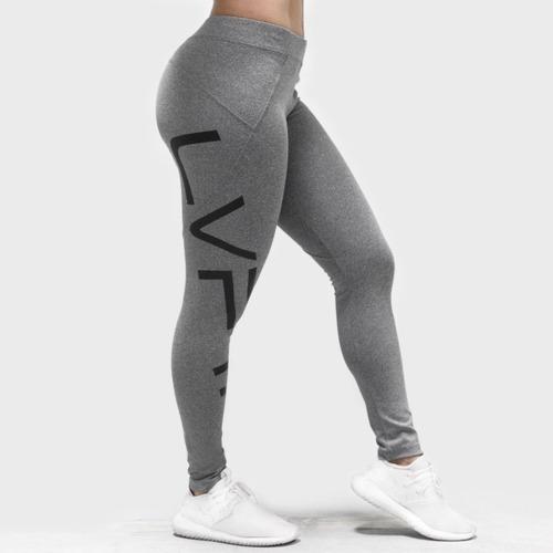 LIVE FIT Core LVFT Leggings- Grey