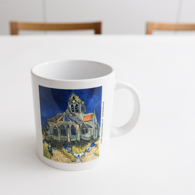 スヌーピー マグカップ オヴェールの教会