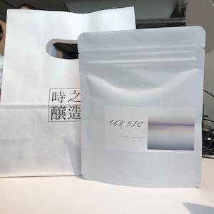 【5pc入り】味わいの音楽付き日本茶 TEA'SIC No.05