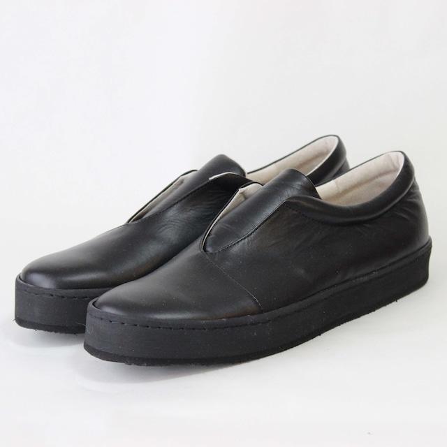 steer leather sneaker/BLK,CAM/l.o.b/ l.o.b18-1L3N03【受注生産】