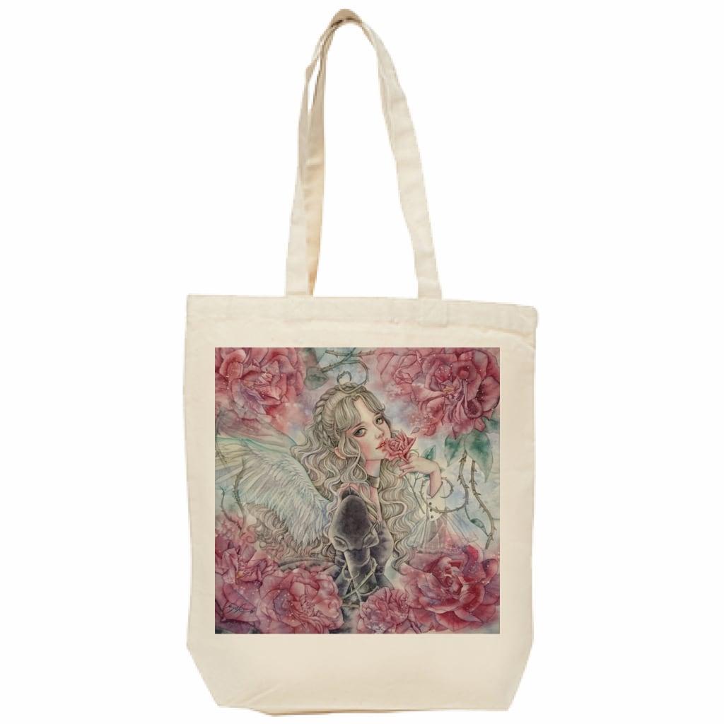 聖なる罪の花 トートバッグ