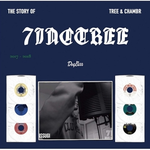 """【ラスト1/CD】ISSUGI - THE STORY OF 7INC TREE """"Tree & Chambr"""""""