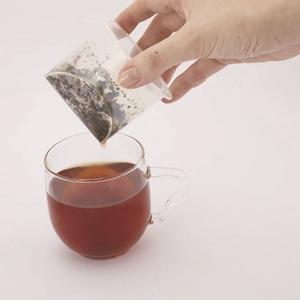 茶こし付きマグカップ(耐熱ガラス) 270ml