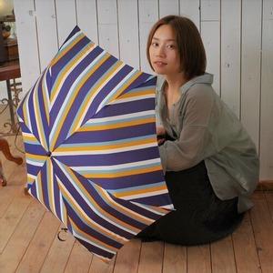 【晴雨兼用】折りたたみ傘 【niftycolors】