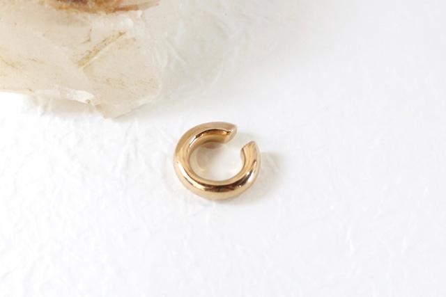 naja gold /ear cuff (S)