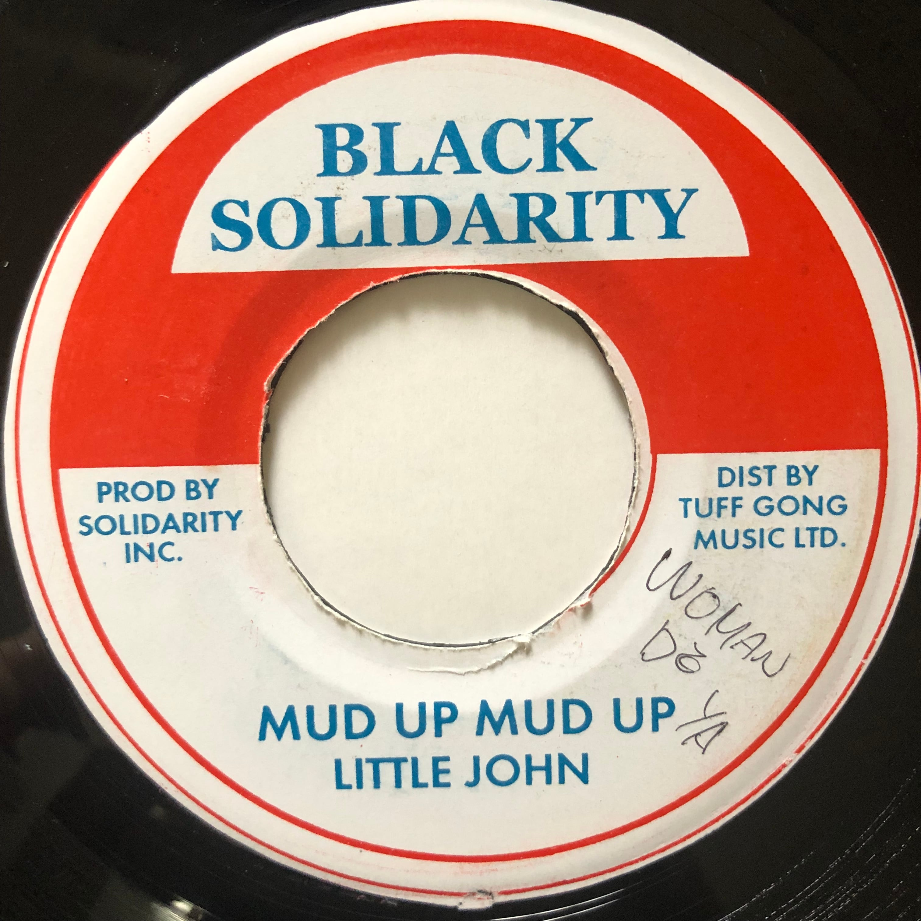 Little John - Mud Up【7-20703】
