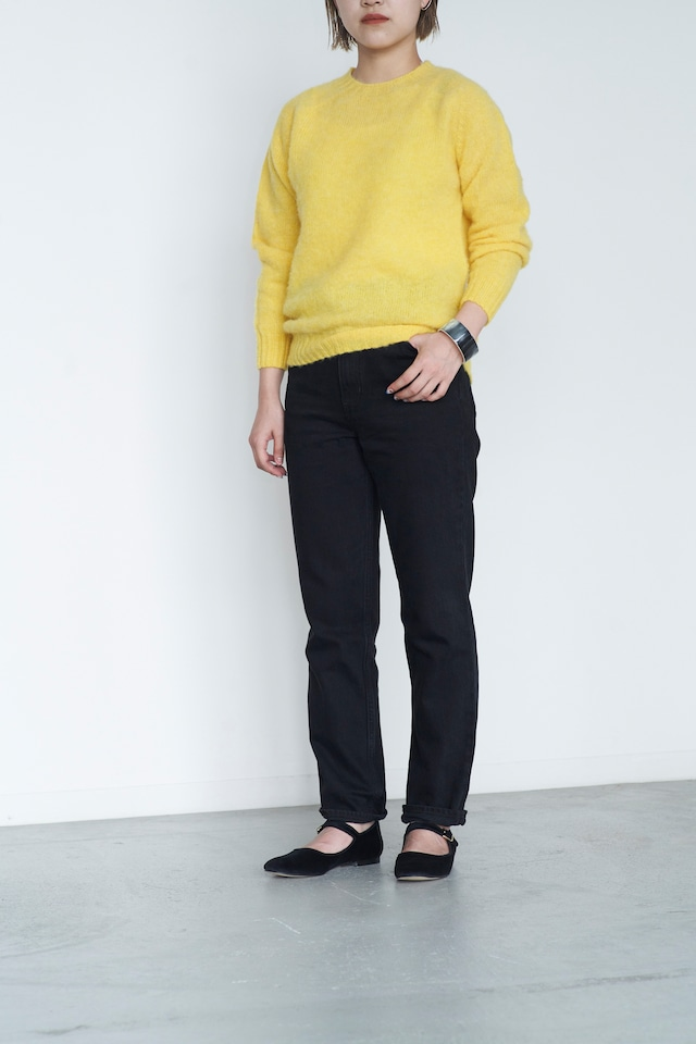 Harley pure new wool knit