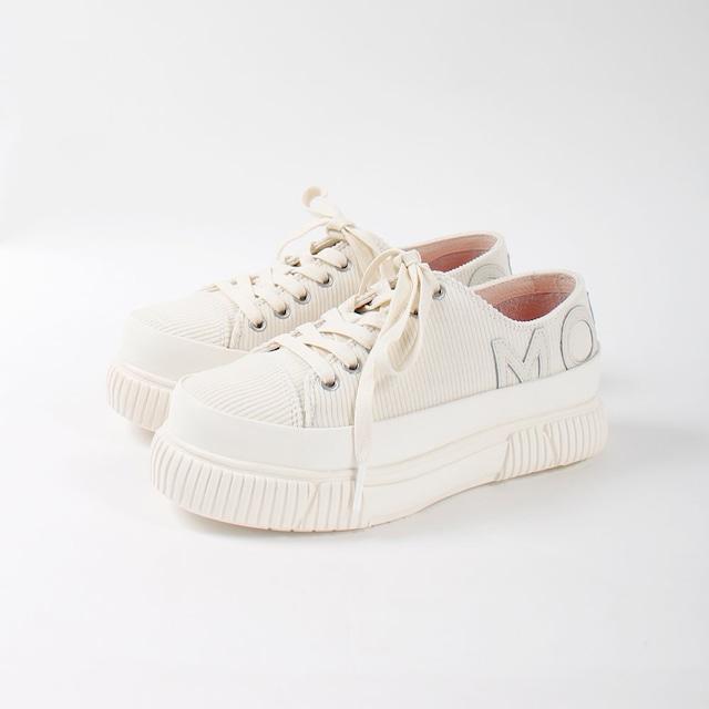 both × MONSE Sneakers White