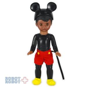 マクドナルド マダムアレキサンダードール2004 #4 Mickey Mouse Boy Doll ミッキーマウス 黒人