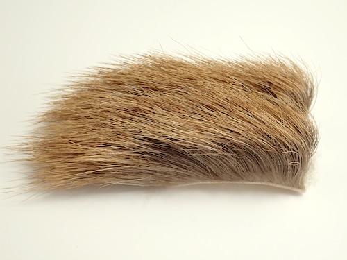 ELK Hair BULL (Natural BROWN) / エルクヘア(ブル)Natural ブラウン カラー