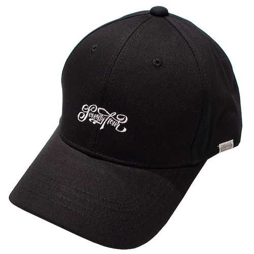 SEVENTY FOUR(セブンティーフォー) / BALL CAP(SCRIPT LOGO)(STF21FW14)(キャップ)