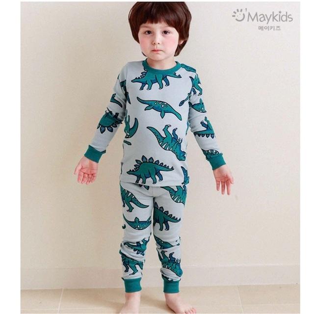 【19AW】恐竜のルームウェア / 韓国子供服