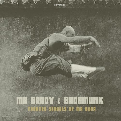 【CD】Mr. Brady & Budamunk - Tainted Scrolls of Mr Buda
