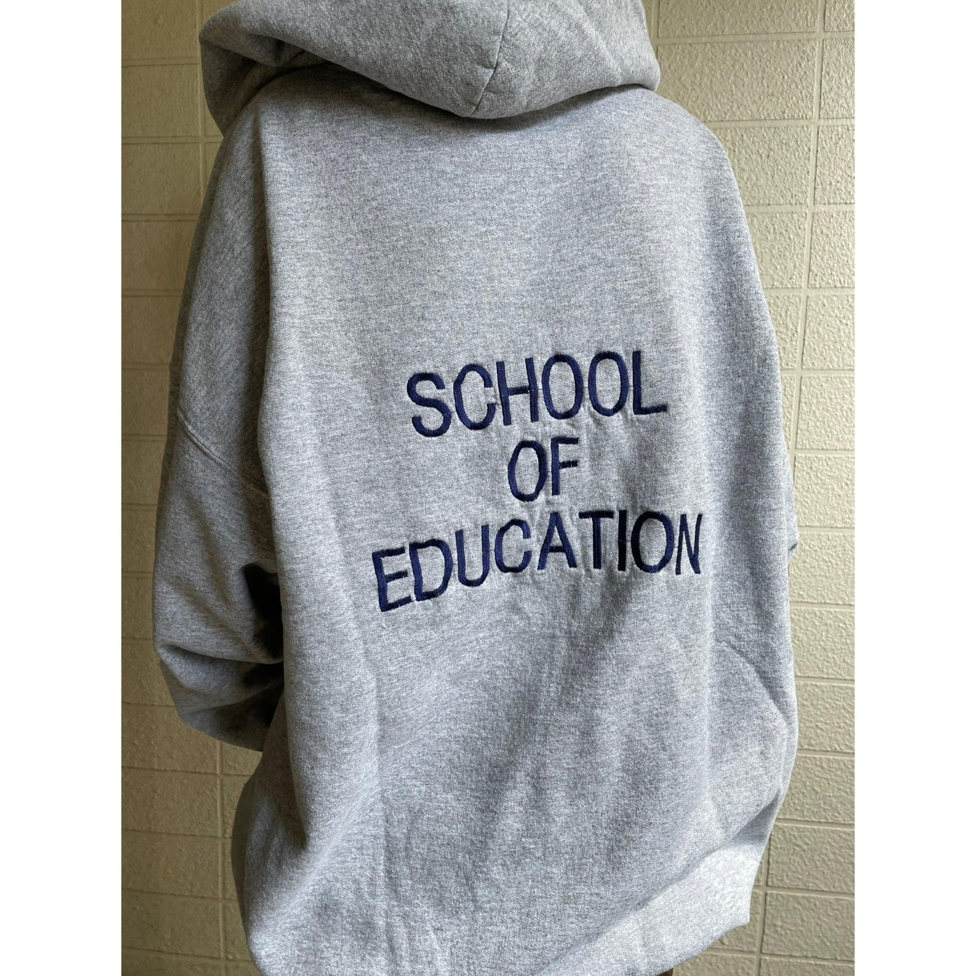 """""""SCHOOL OF EDUCATION"""" sweat"""