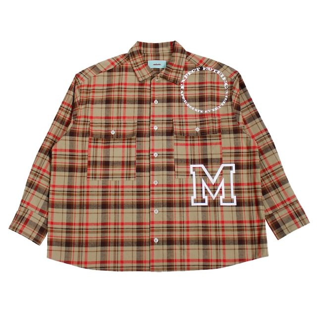 MINDSEEKER Day one Shirt Brown