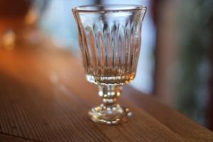 ◆森永豊◆ モリナ透明硝子工房 <吹き硝子>◆◆冷茶グラス〈モール〉◆◆