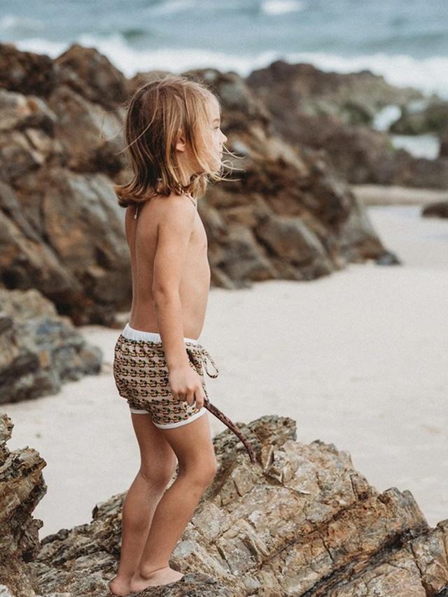 Artemis and apollo kids / Summer boys swim
