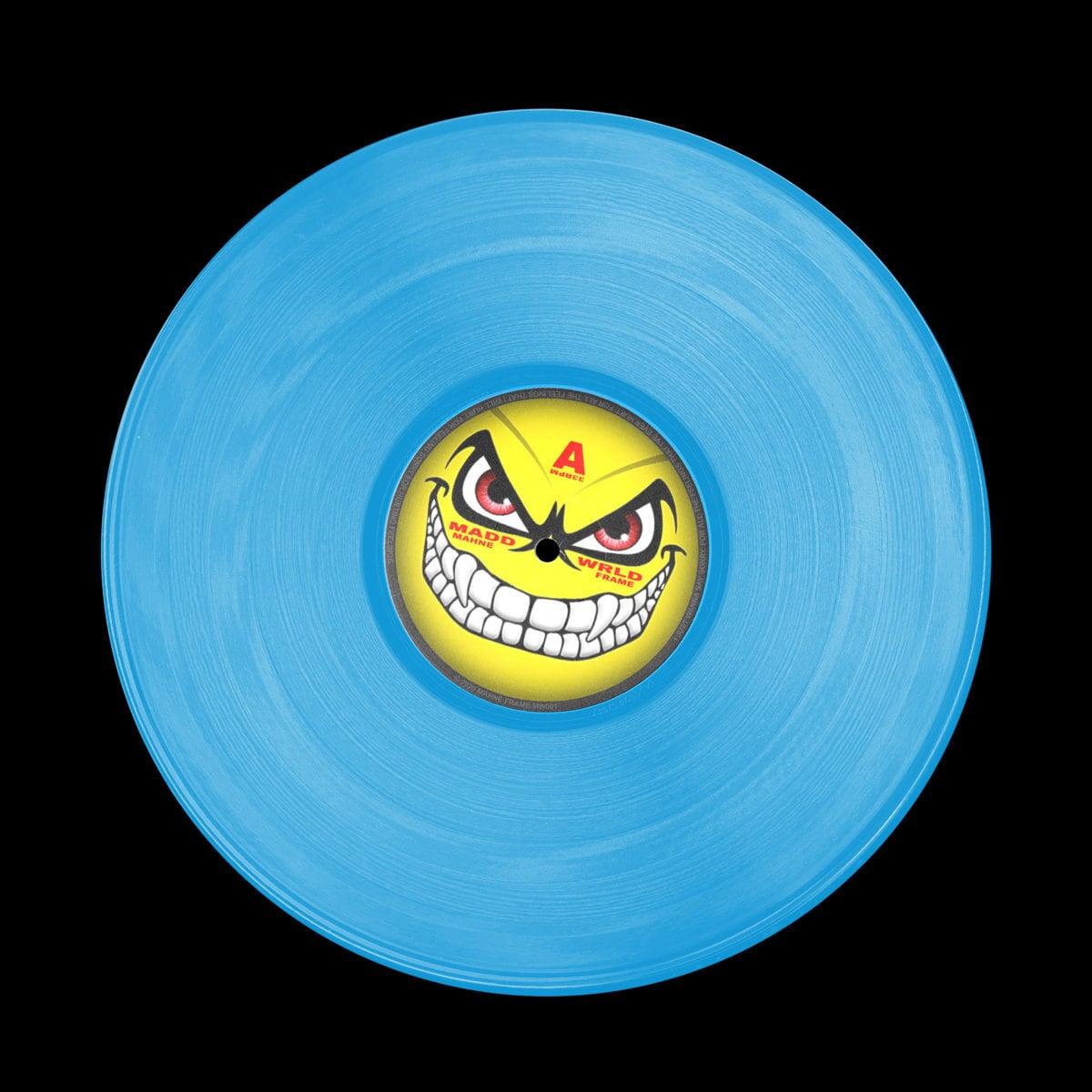 Mahne Frame / MAD WORLD(500 Ltd Sky Blue LP)
