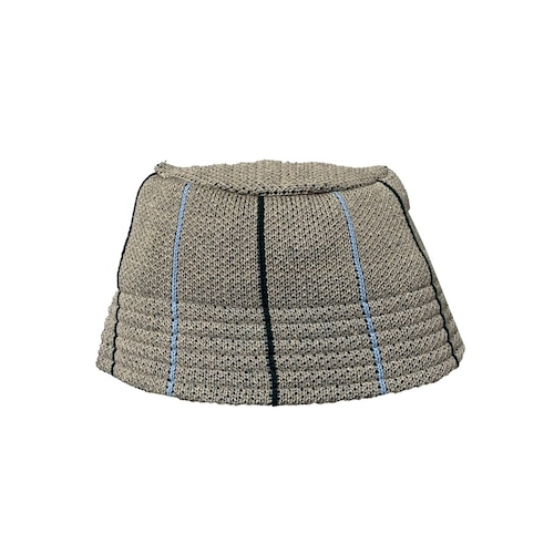 NOROLL / CONCRETION HAT -GREY-