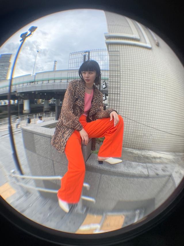 leopard jacket / 7SSTP05-21