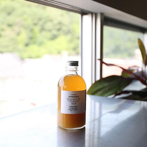 生姜とレモンのコーディアル 300ml