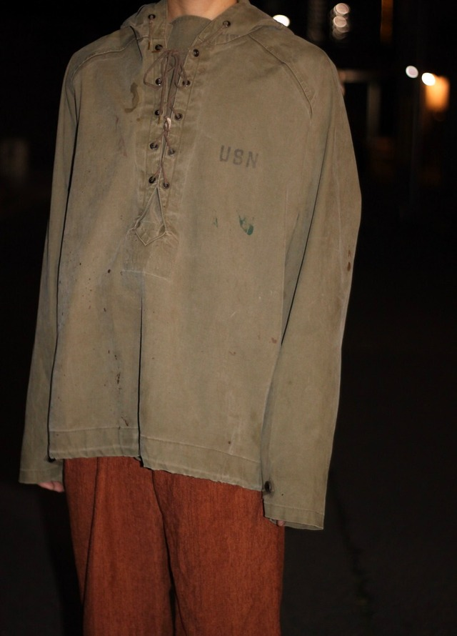 old Burberry wax cotton jacket  made in England