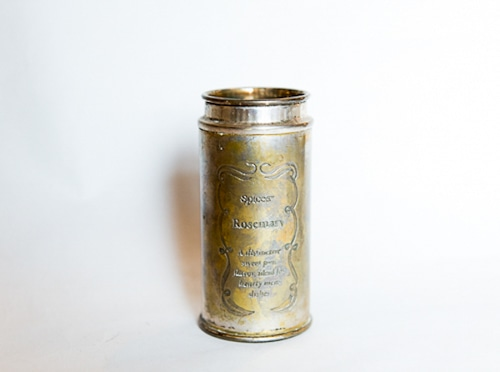 ビンテージスパイスボトル[ローズマリィ] (No.31499)