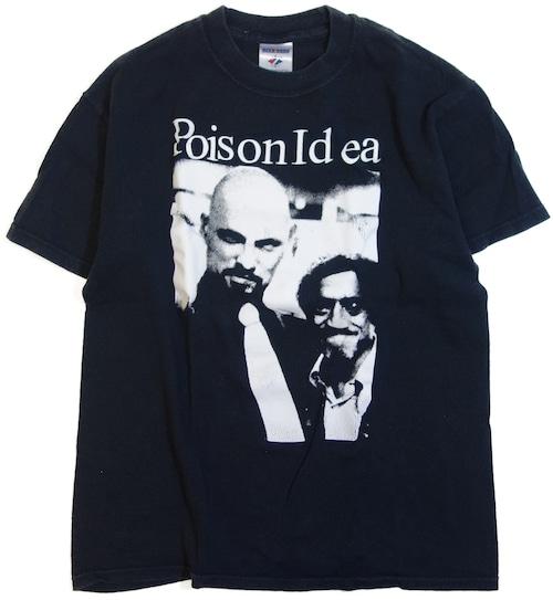 90年代 Poison Idea バンド Tシャツ  ポイズン・アイディア アントン・ラヴェイ ヴィンテージ 古着