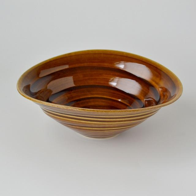 黄瀬戸七寸六兵衛鉢
