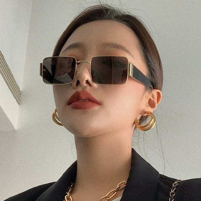 square form sunglasses