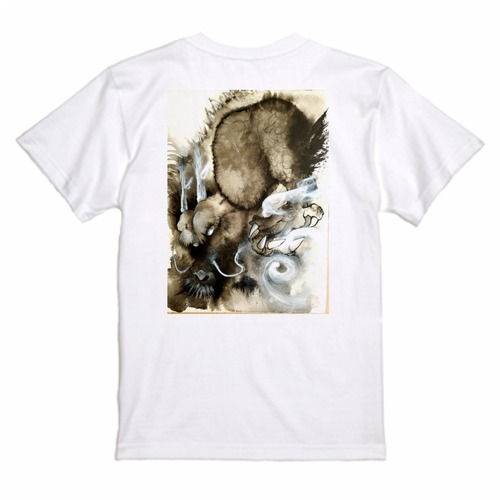 陥穽Tシャツ-XXXL