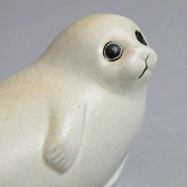 Lisa Larson リサラーソン Seal アザラシ グスタフスベリ Gustavsberg 北欧ヴィンテージ