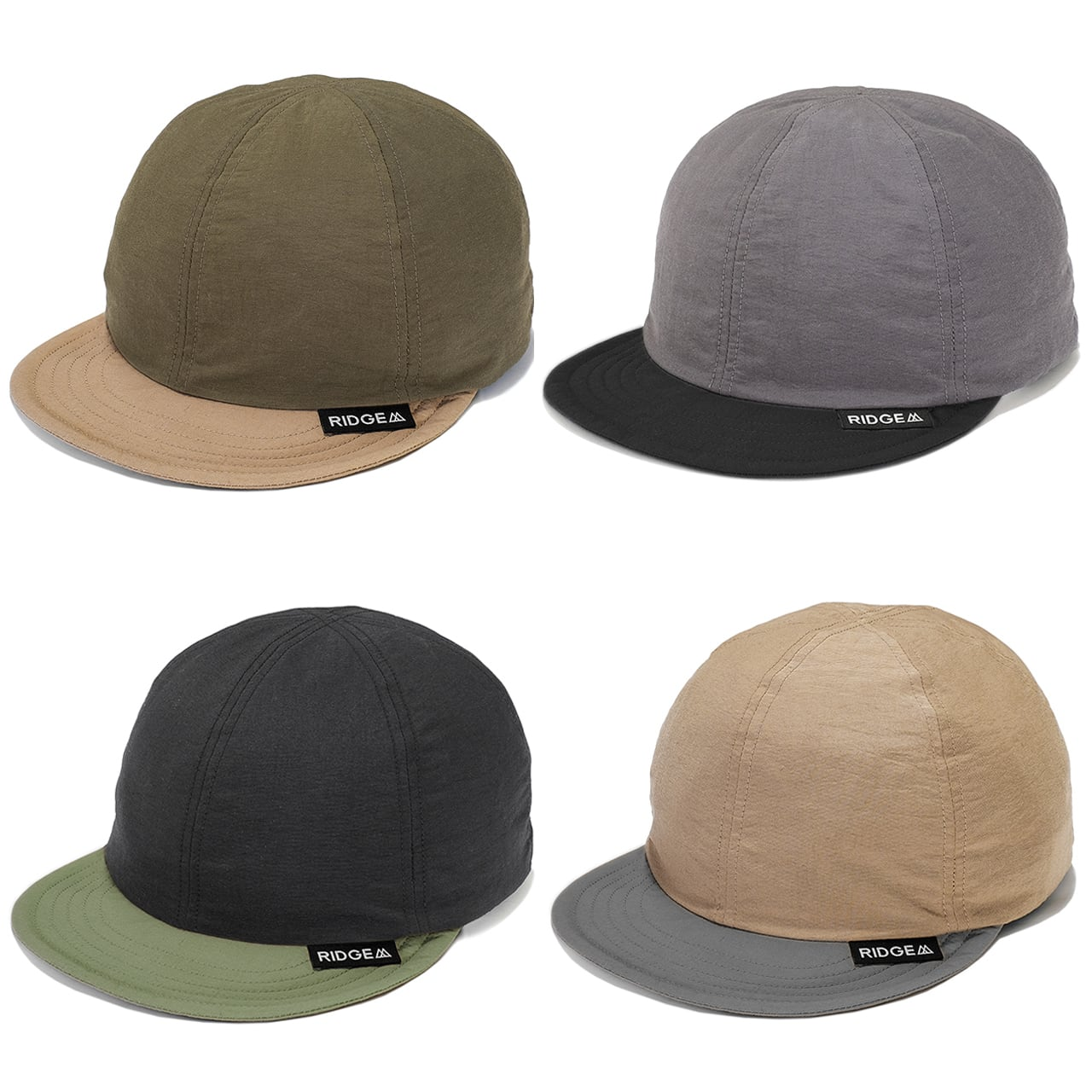 Basic Cap Bi Colour