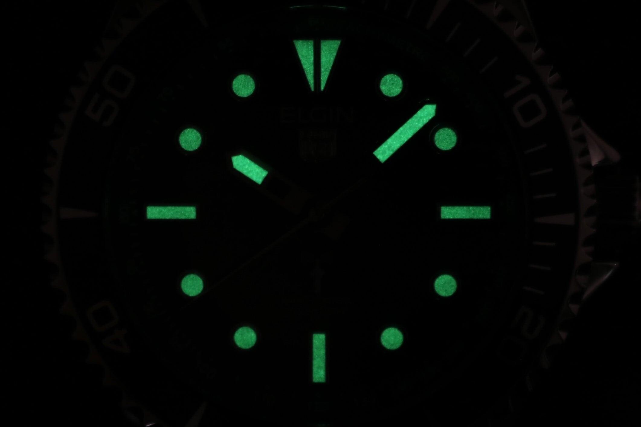 電波ソ-ラ-腕時計 IN-003B-BL