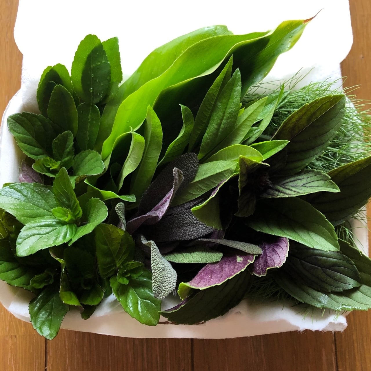 cooking herb mix  料理に使えるハーブミックス