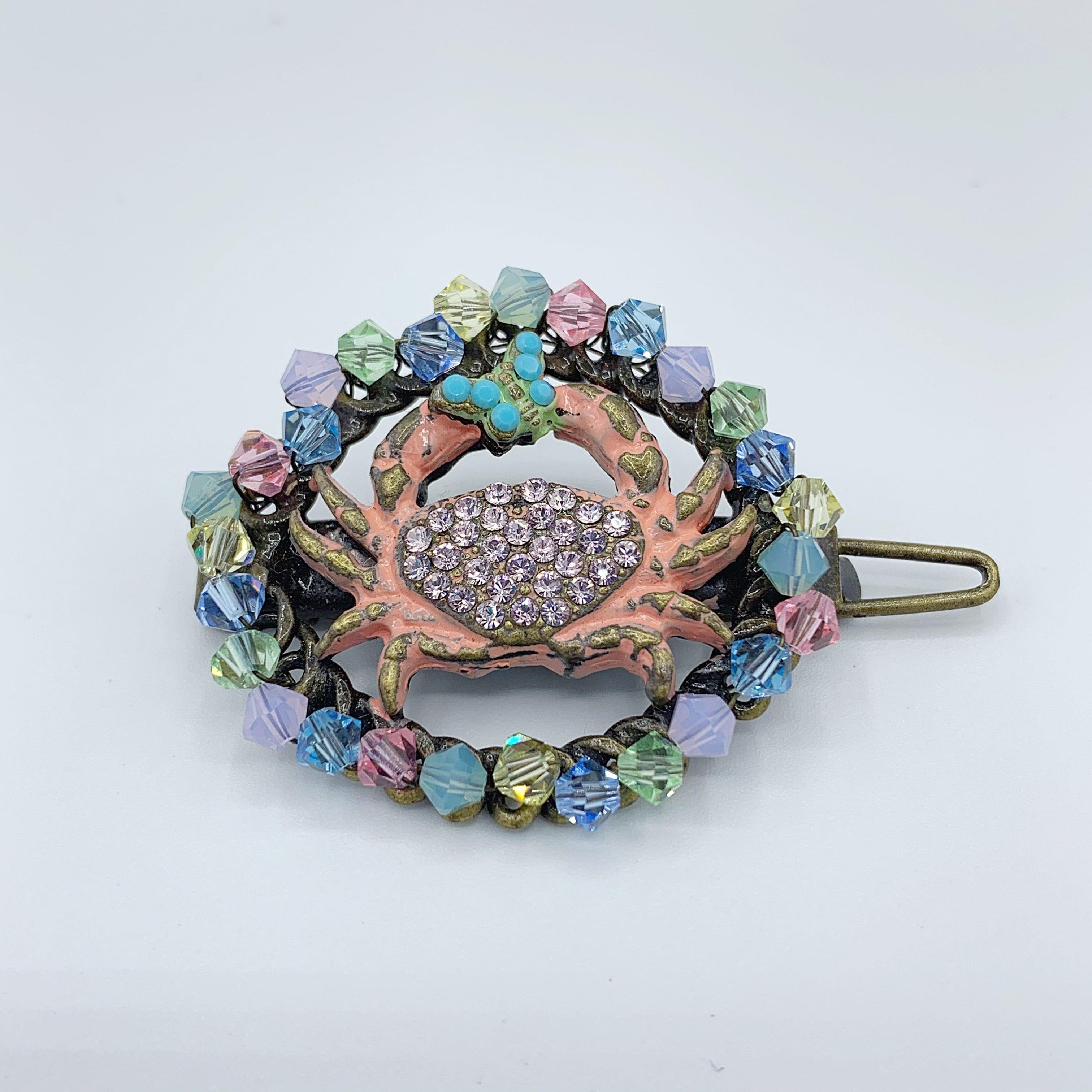 Carousel ヘアピン 蟹