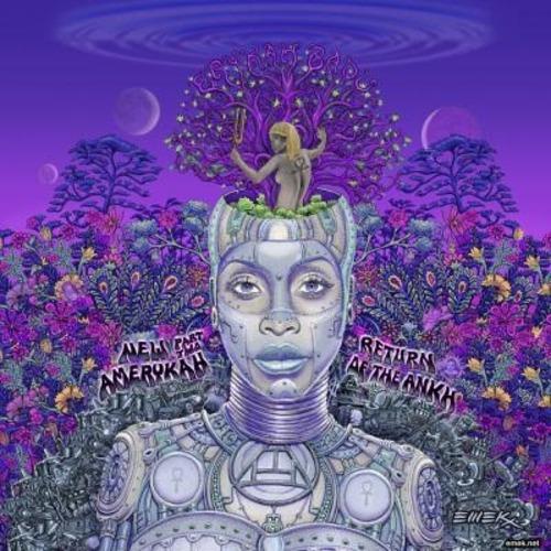 【CD】Erykah Badu - New Amerykah Part Two: Return Of The Ankh
