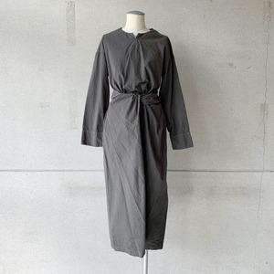 【COSMIC WONDER】Wrapped long sleeves dress /17238-1