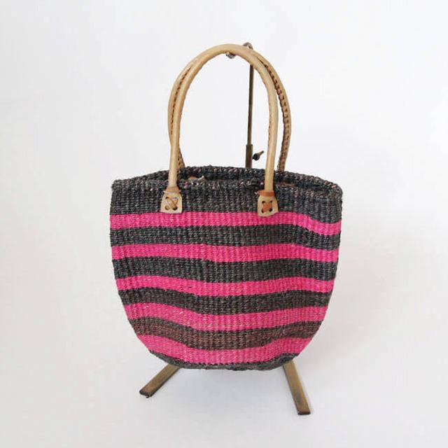 サイザルバッグ|かごバッグ / Mサイズ
