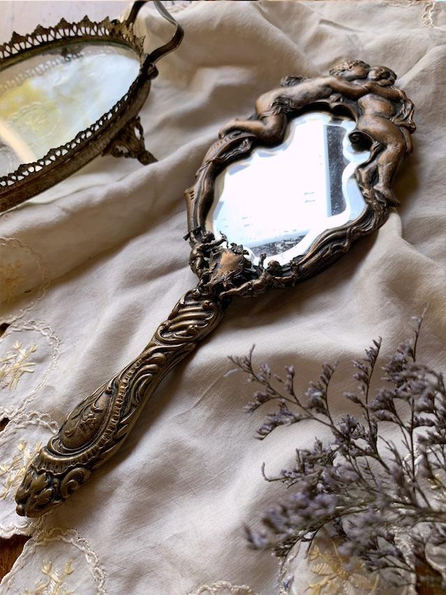 天使の手鏡 エンジェルモチーフ ミラー