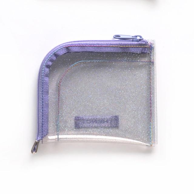 「LDP」カードウォレット(ライトパープル)