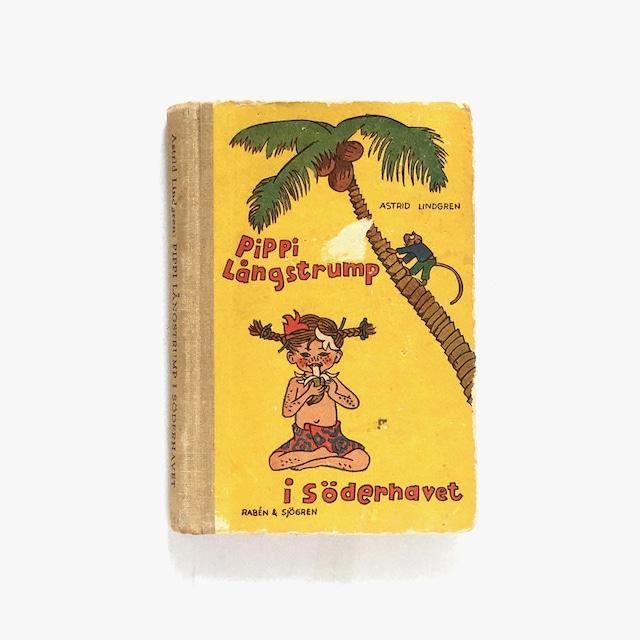アストリッド・リンドグレーン「PIPPI LÅNGSTRUMP I SÖDERHAVET(ピッピ南の島へ)」《1948-01》