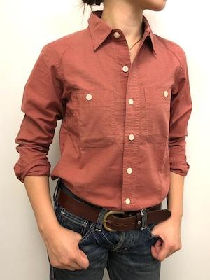 【ONEWASH】ベーシックシャツ