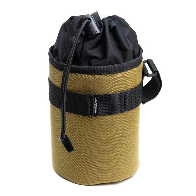 FAIRWEATHER  Stem Bag(コーデュラ/コヨーテ)フェアウェザー ステムバッグ