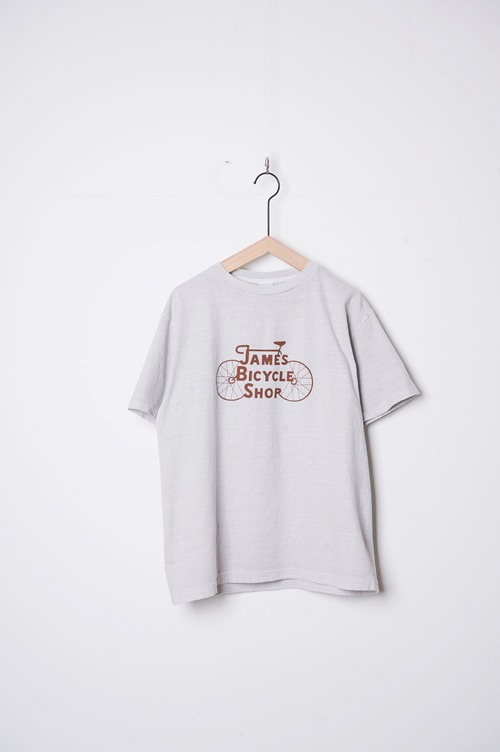 PRINT-T JAMES BYCYCLE SHOP/OF-C019