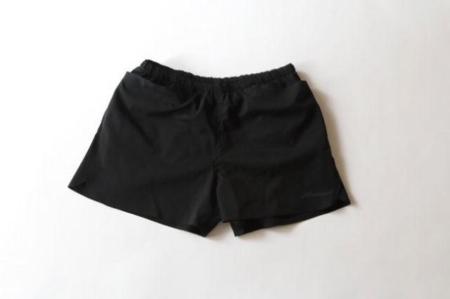 【Answer4】 3Inch Short Pants (Black)