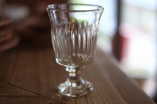 ◆森永豊◆ モリナ透明硝子工房 <吹き硝子>◆◆冷茶グラス(b)モール◆◆