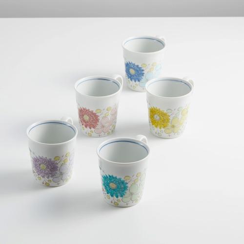 マグカップ 花はな 各色