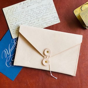 NUME leather envelope [NO.1]