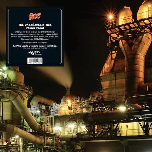 【ラスト1/LP】Unbelievable Two - Power Plant